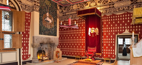 The Cradle King - James VI's Childhood at Stirling Castle